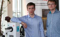 Studentenprojekt Elektrotankstellenkassasoftware