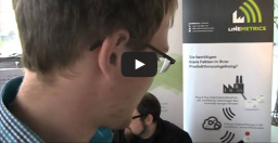 Studentenprojekt E-Tankstelle am Global IoT Day Vienna 2015