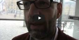 Harald Pichler (Veranstalter) und Semaf Electronics am Global IoT Day Vienna 2015