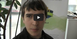 Studentenprojekt smartclassroom am Global IoT Day Vienna 2015