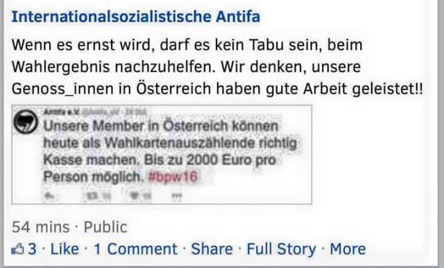 antifa-wahlbetrug